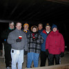 Observing the Leonid meteor shower, very early morning of 18-November, 1999.  Just southeast of Marysville, Ohio.<br /> <br /> From L-R: James, George, Bill, Pam, Jeff, Mowgli, and Holly.