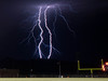 September 9, 2011 - Storm delays Verrado/Millennium football game.