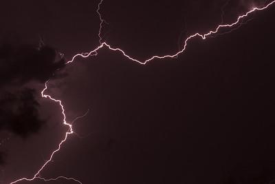 Lightning - Nahariya 10-2012