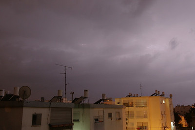 Lightning - Nahariya