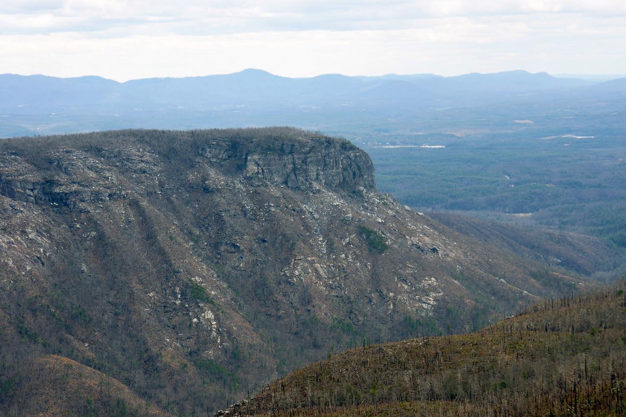 Wisemans, View, short off, linville, shortoff, gorge, mountain, blue ridge, river, appalachia, appalachian, burke, county, avery, wilderness