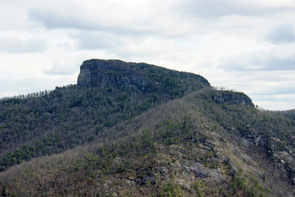 Wisemans View, Table Rock, Hawk's Bill, Linville Gorge