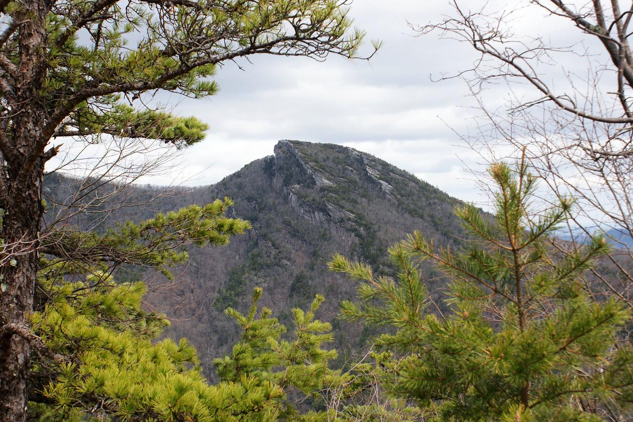 Wisemans, View, hawks, bill, hawk's, hawksbill, linville, gorge, mountain, blue ridge, river, appalachia, appalachian, burke, county, avery, wilderness