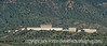 The Air Force Academy, taken from several miles away; best viewed in the largest size