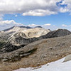 Panorama from Mono Pass