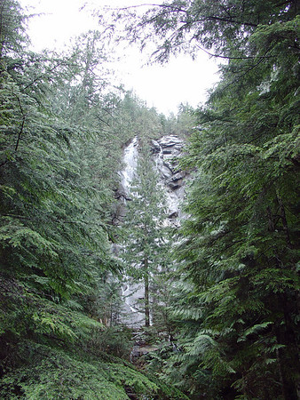 Lk Serene and Bridal Veil Fall Hike 2005-02-13