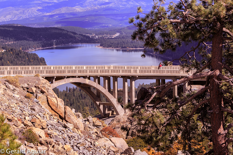 Donner Memorial Bridge (Rainbow Bridge)