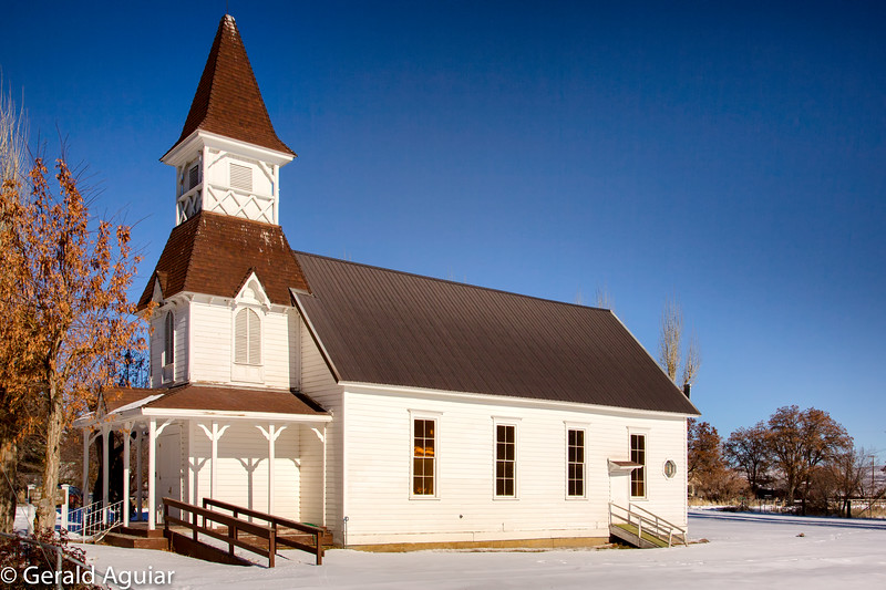 Fort Bidwell Church
