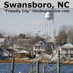 "SWANSBORO, NC ""FRIENDLY CITY BY THE SEA"""