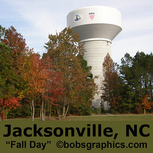 """JACKSONVILLE, NC  """"FALL DAY"""""""