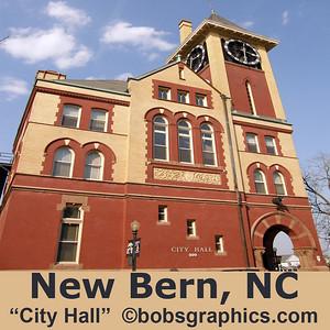 "NEW BERN, NC  ""CITY HALL"""