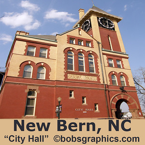 "NEW BERN, NC  ""CITY HALL"""
