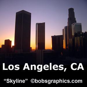 "LOS ANGELES, CA  ""SKYLINE"""