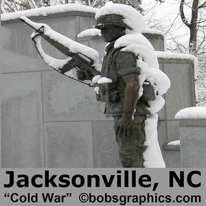 "JACKSONVILLE, NC ""COLD WAR"""