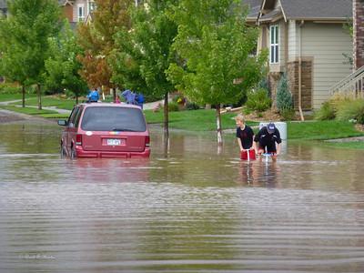 Creek Side Drive in Longmont.