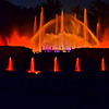 Longwood Gardens fountain show