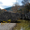 Sabinal River, Lost Maples park.