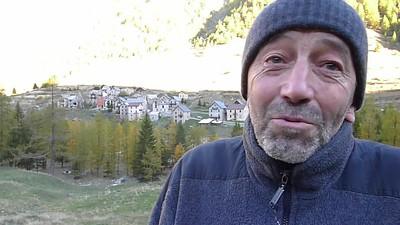 Gérard Millischer, pisteur des loups du Mercantour