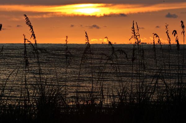 Lover's Key Sunset