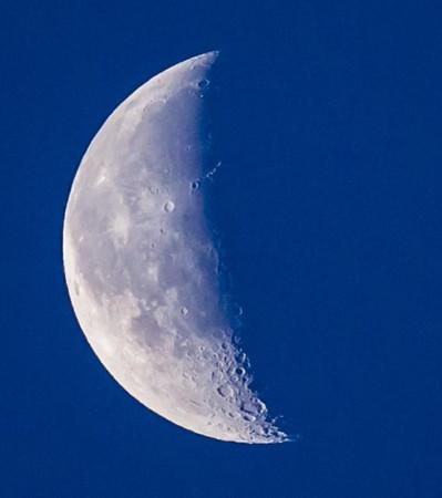 The Moon & Sky