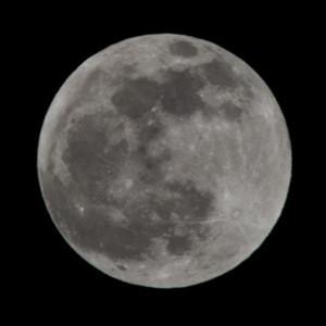 Lunar Eclipse 2011, Tokyo