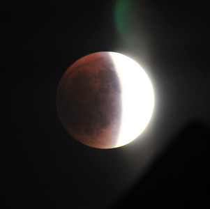 Lunar Eclipse Sept 2015