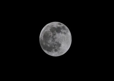 Full Moon Lunar Eclipse
