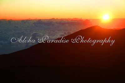 HERE COMES THE SUN~ HALEAKALA