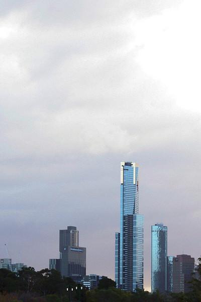 The Eureka and Rialto Buildings.
