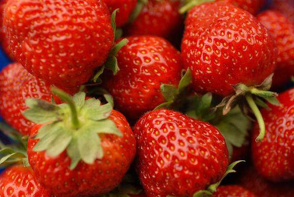 Sommarbær over alle..Jordbær