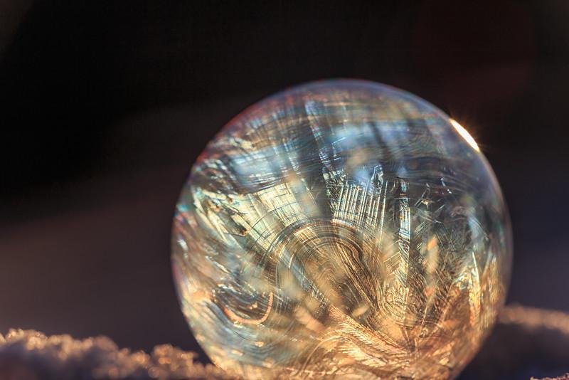 Frozen Opal
