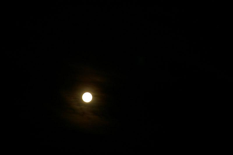 MoonSlightClouds