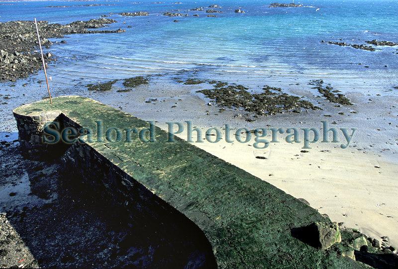 Salerie quay, Guernsey on 15 February 2003