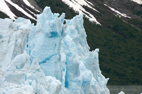 Marjorie Glacier - Glacier Bay, Alaska