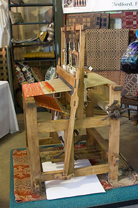 Antique Loom, Museum of the American Coverlet