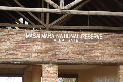 Masai Mara Safari -- Kenya 2009