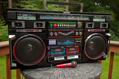 Matsuki MS-959 Boombox