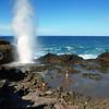 05-09 Blowhole at Nakalele Point @ Maui, Hawaii