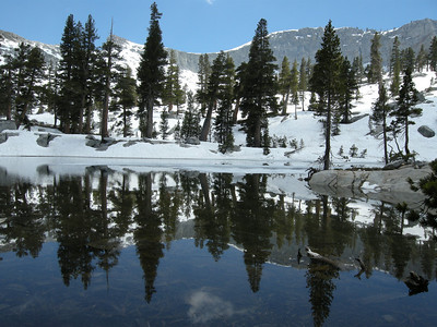 May 2009 to Mosquito Lakes in Mineral King