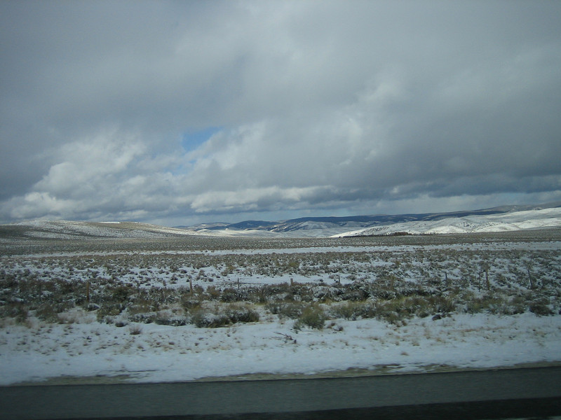 Medicine Bow Mountains area