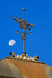 Farm Barn Weather Vane