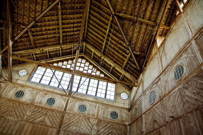 Breeding Barn Ceiling