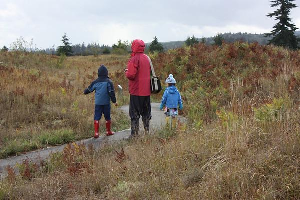Mima Mounds, September 2009