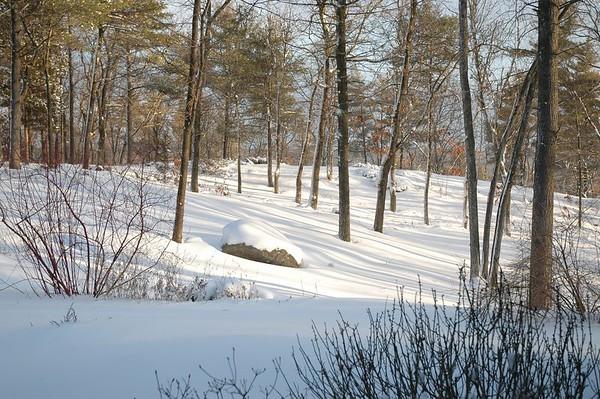 Mine Hill Winter
