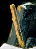 Asrtophyllite; Hurricane Mtn.; FOV ~ 6 mm