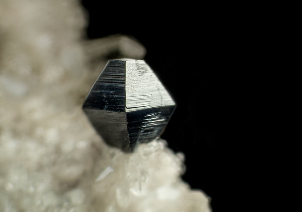 Anatase (Mine Falls Park, Nashua, NH; FoV ~ 3 mm)