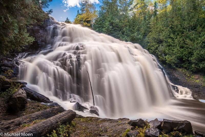 Partridge Falls, Pigeon River, MN