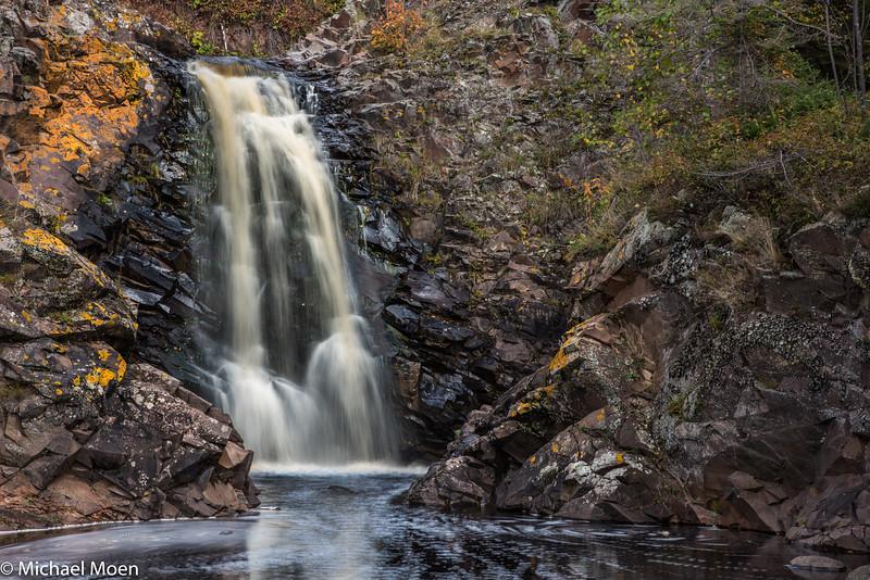 Fall River Waterfall