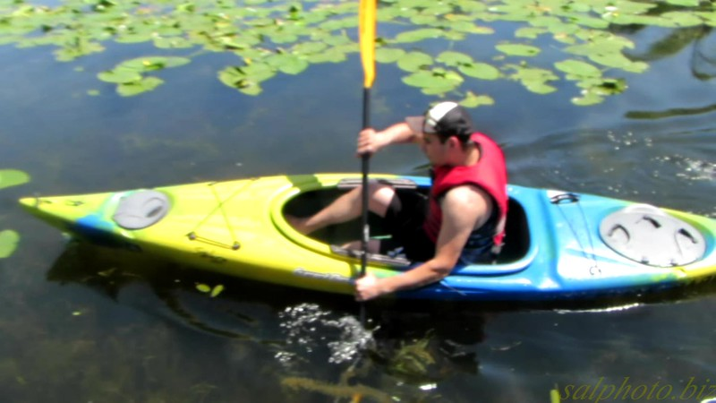 """Glacial Lakes State Park: Kayaking<br /> <a href=""""https://youtu.be/7i-eGjT6Occ"""">https://youtu.be/7i-eGjT6Occ</a>"""