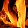 Fire Close up